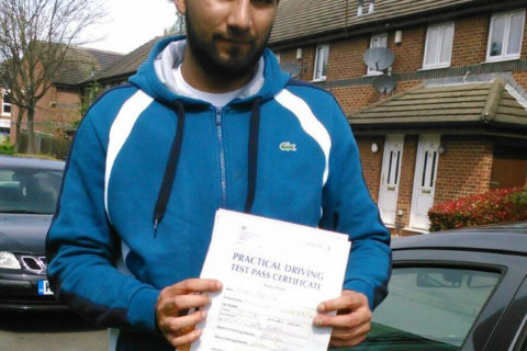 Sohail Dawood Passed First Time